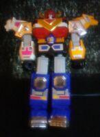 "Power Rangers Lost Galaxy Megazord 9"" Figure Bandai 1998 Free Shipping"