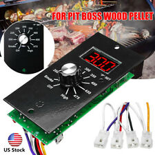 USA Digital Thermostat Control Board For Pit Boss Wood Pellet Grills Item #70120