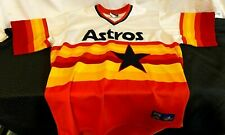 Houston Astros Throwback Majestic Cooperstown Collection 2XL