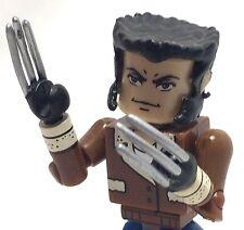"Minimates 2003 Marvel Universe X-Men Logan Wolverine 2.25"" Miniature Figure"