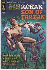 Korak Son Of Tarzan #29. G/VG. 1969