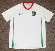 PORTUGAL / 2008-2010 Away - NIKE - MENS football Shirt / Jersey. Size: 188cm XL