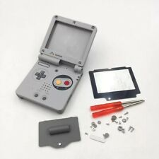 GameBoy Advance Snes Edition Replacement Housing Shell For GBA SP