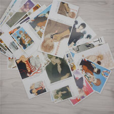Yaoi Anime 30pcs/set 10 count ten count postcard+120pcs/set min paster sticker