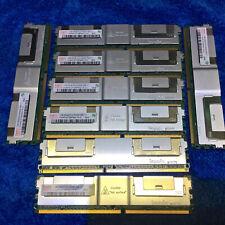 8GB HYNIX 1GB 2RX8 PC2-5300F-555-11 DIMM RAM Server PC HYMP512F72BP8N2-Y5 AC