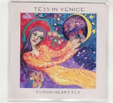 (HD544) Tess In Venice, Flood Heart Fly - 2015 DJ CD
