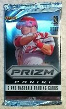2012 Panini Prizm Baseball HOBBY Pack (Bryce Harper RC? Mike Trout Auto? 1/1)?