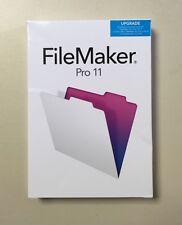 Filemaker Professional 11 Update englisch