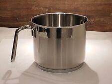 Silit Milchtopf Toskana 14 cm auch für Induktion 1,8 Liter Topf Hoch ohne Deckel