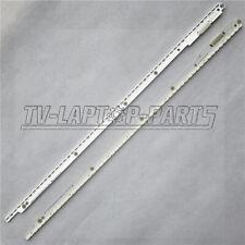 2 PCS LED strip for UE40ES6800 Samsung 2012SVS40 7032NNB RIGHT56 LEFT56 3D