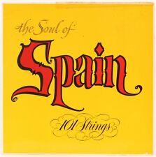 The Soul of Spain   101 Strings Vinyl Record