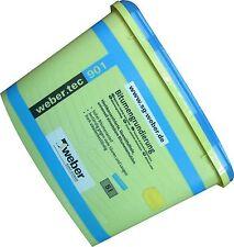 weber.tec 901 5L Deitermann Bitumengrundierung Bitumen Voranstrich Bitumengrund