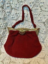 New listing Antique Beaded Purse