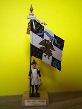 CBG MIGNOT :PORTE DRAPEAU REVOLUTION 1789 : PETITS FRERE PLACE DES VICTOIRES