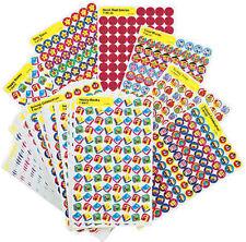 9000 Teacher Reward & Marking Stickers School Assortment 90 Sheet Variety Pack