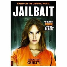FREE US SH (int'l sh=$0-$3) NEW DVD Jailbait~,