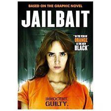 FREE US SH (int'l sh=$0-$3) NEW DVD Jailbait~,