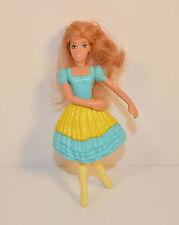 "2006 Hadley 4.5"" McDonald's Action Figure #4 Barbie Sister 12 Dancing Princesses"