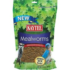 Kaytee Mealworm Pouch For Wild Birds 17.6 ounces