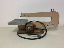 Dremel Model 57 Moto Shop Scroll Saw with Rotary Attatchment Point.