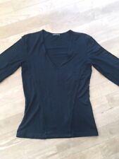 Damen Shirt von Gabriele Strehle Strenesse  Gr. M / 38 schwarz