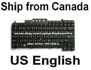 Keyboard for Dell Latitude D620 D630 D630c D631 D820 D830 Precision M2300 M4300