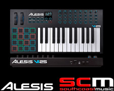 Alesis VI25 Advanced 25-Key USB/MIDI Keyboard Controller USB MIDI PAD Production