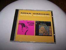 Nina Simone - Wild Is the Wind/High Priestess of Soul - (CD)
