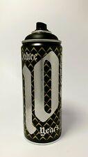 MONTANA BLACK - Limited Edition Spray Cans -10 Jahre CANPIRE FFM