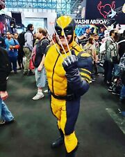 Wolverine Napiers Inc Complete Costume Cosplay Logan Halloween NYCC SDCC