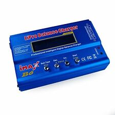 US iMAX B6 RC Digital Charger Discharger Lipo NiMh Ni-Cd RC Battery Balancer LCD