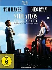 Schlaflos in Seattle - Tom Hanks - Meg Ryan - Blu-ray Disc - OVP - NEU