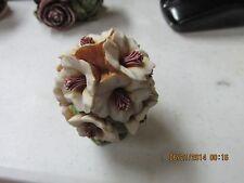"""Harmony Kingdom Harmony Garden """"RHODODENDRON""""  Superb Piece!!  Trinket Box"""