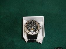 Invicta Reserve Subaqua 52mm  model 18552 silver case silver bezel 8040N