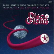 Various Artists, Dis - Disco Giants 1 / Various [New CD]