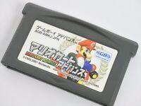Gameboy Advance Nintendo MARIO KART ADVANCE Cartridge Only gbac
