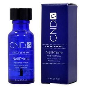 CND NailPrime Acrylic Acid-Free Nail Primer 0.5oz