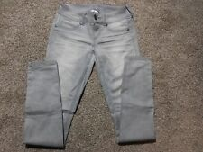 Women Maurices Gray Skinny Jeans Size XS-R