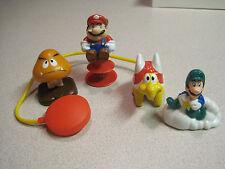 McDonalds 1990 (1989) Super Mario 3 Nintendo - Complete Set -  Loose