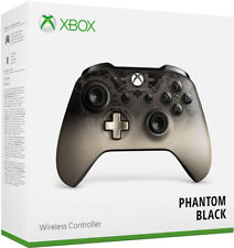 CONTROLLER XBOX ONE S - X PHANTOM BLACK WIRELESS  PC MICROSOFT NUOVO SENZA FILI