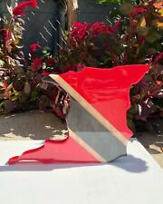 Trinidad National Flag Wooden art - Country Cutout Painting With Resin Finish