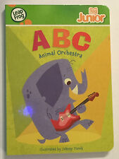 Leap Frog Tag Junior Interactive Livre ABC Animal Orchestra très bon état