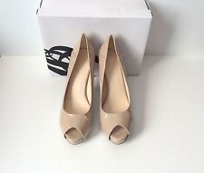 New inBox Nine West Pumps Women Shoes Heels 12M 12 NW7Cadee Natural
