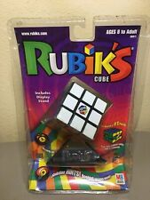 New in Box Authentic 2002 Rubik's Cube by Hasbro/ Milton Bradley Brain Teaser