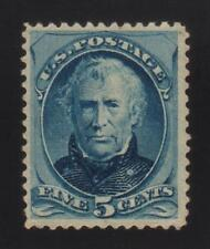 US Stamp Scott #179 Taylor Bank Note MLH Wonderful Appearance Cat Val $700.00