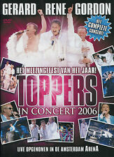 Toppers in Concert 2006 (Gerard Joling, René Froger & Gordon) (2 DVD)