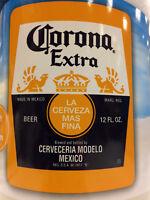 Corona Extra Beer Label Logo Fleece Blanket Throw NEW