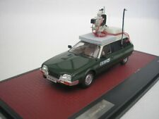 CITROËN CX SAFARI CAMERA CAR 1982 BBC TV 1/43 MATRIX MX50304-031 NEU