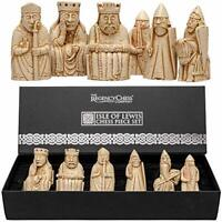 The Regency Chess Lewis Chess Piece Gift Set