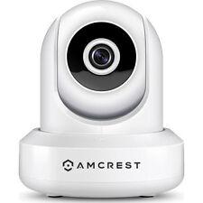 White Amcrest&IP2M-841 ProHD 1080P (1920TVL) 30FPS Wireless WiFi IP Camera